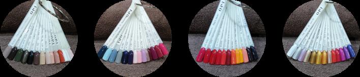 nail bar collections opi