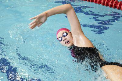 Cours de natation annemasse