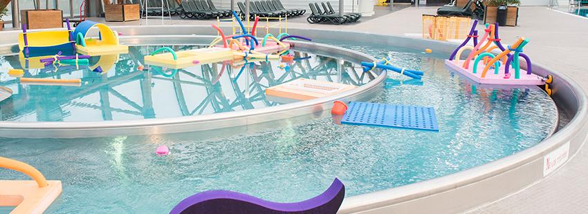 Vitam Parc Abonnement jardin aquatique - espace aquatique pour enfants | vitam