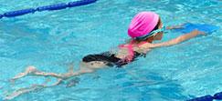 cours de natation Vitam