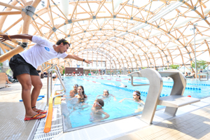 Sauvetage sportif aquatique Annecy