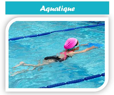 Stages de natation