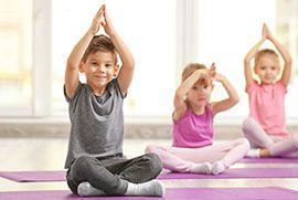 Cours yoga enfants