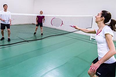 Badminton Genève - Vitam