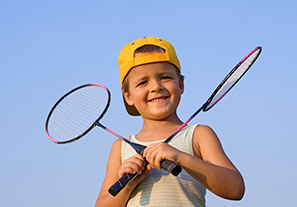 Stage badminton Vitam