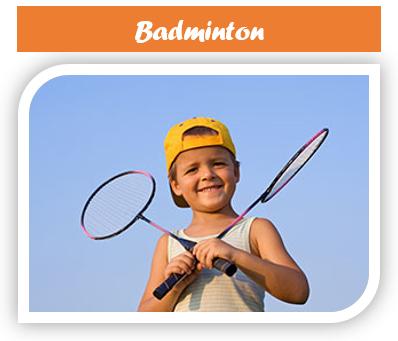 Stages badminton Vitam