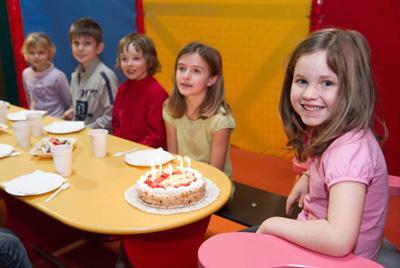 Anniversaire enfant Vitam'ludic St Julien en Genevois
