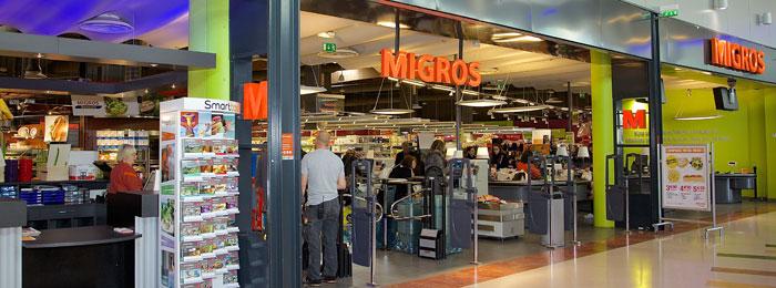 Supermarché Migros