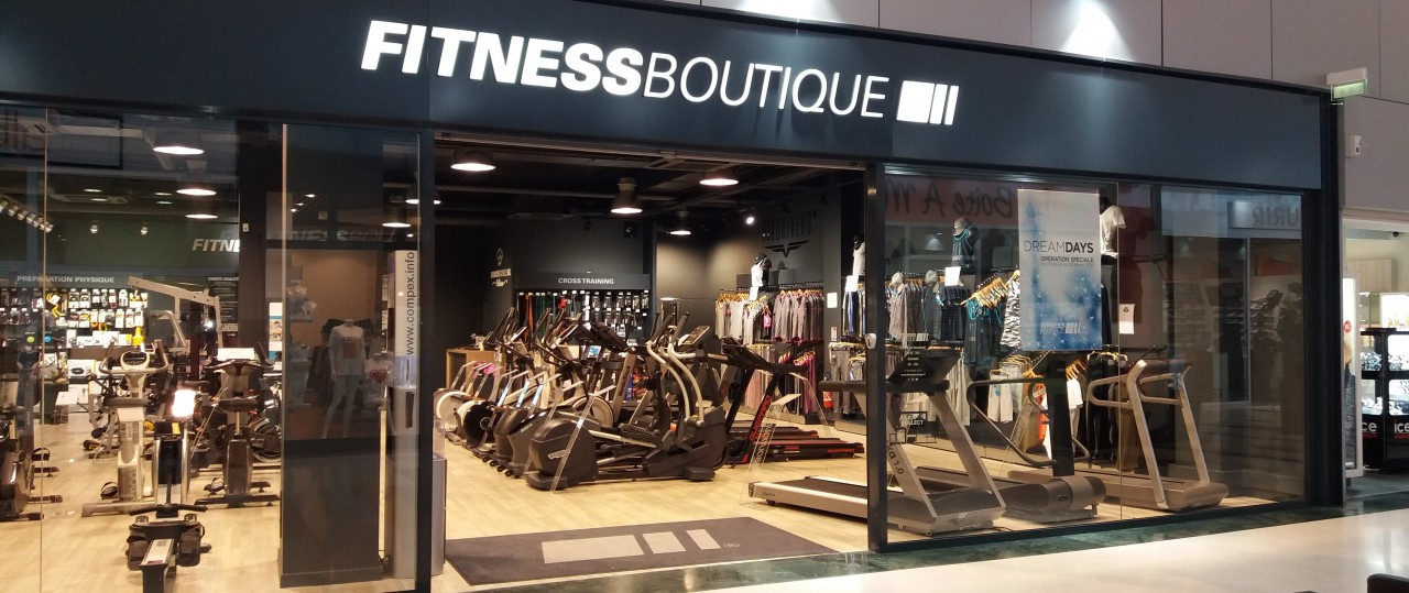 Fitness boutique St julien en genevois