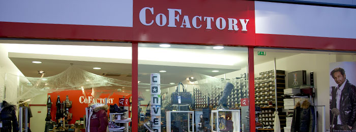 Boutique CoFactory au Vitam