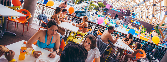 Vitam'Café - Espace Aquatique Intérieur