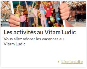Vacances au Ludic