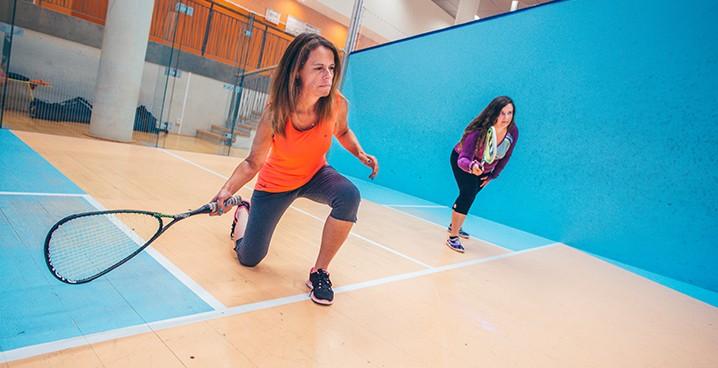 Squash badminton Saint-Julien