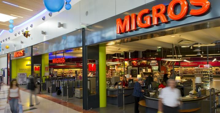 Supermarché MIGROS Neydens