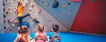Vitam'kids climbing school
