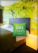 Double room ibis Styles