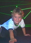 Labyrinthe laser